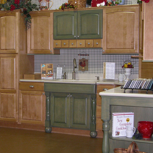 Tinley Park Kitchen And Bath Shoppe Kitchen Showroom