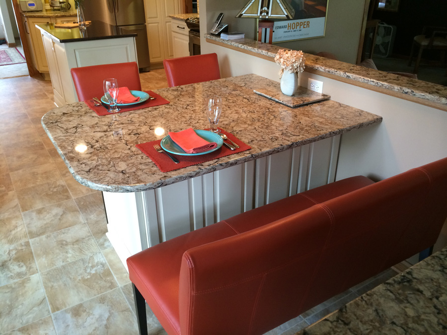 Table Or Booth Tinley Park Kitchen Bath Shoppe - Booth or table