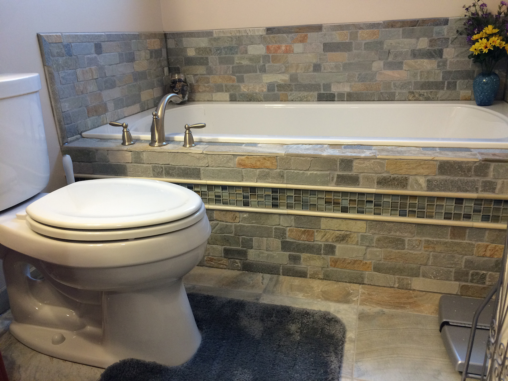 Just Another Gorgeous Brick In The Wall Tinley Park Kitchen Bath Shoppe